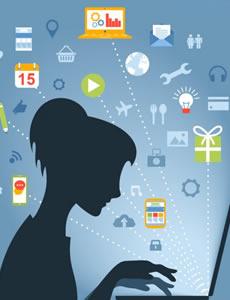 Online og internet
